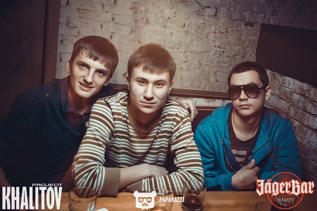 БЕССОННИЦА KHALITOV project Staff Party ǀ Jager Bar
