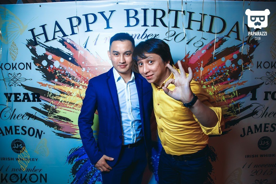 "Birthday Party @ Resto Bar ""Kokon"""
