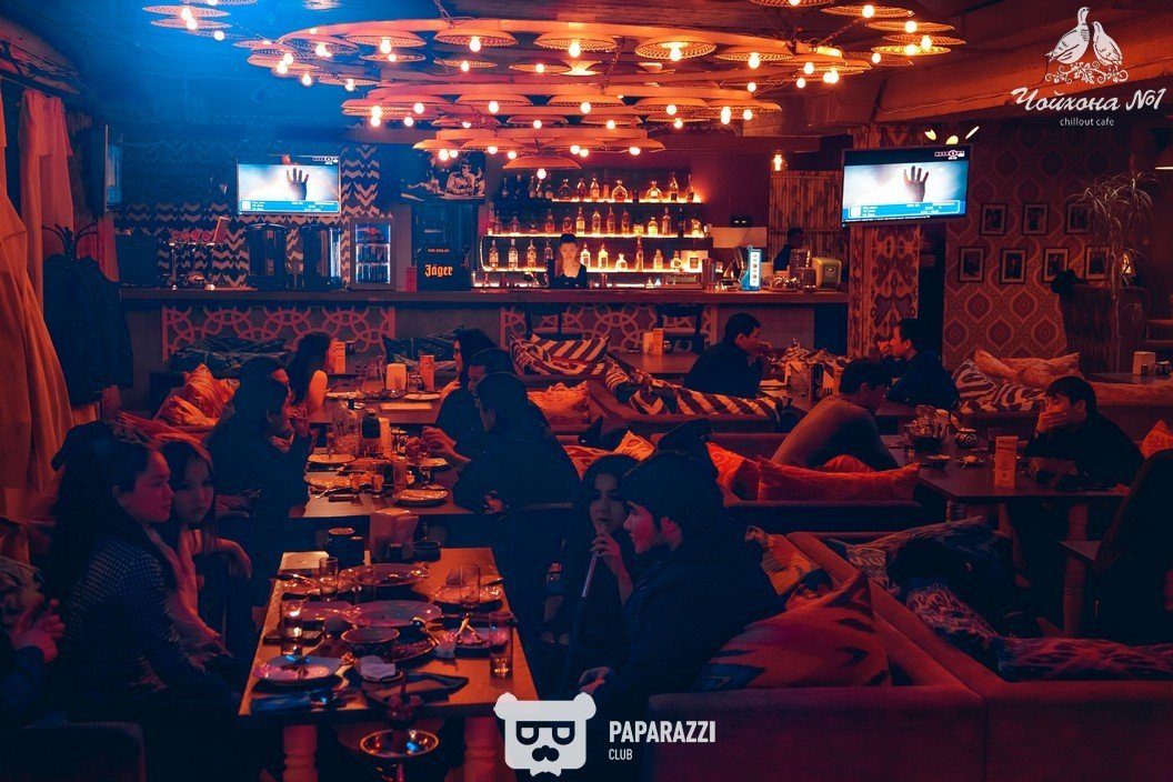 "Chill-Out Cafe ""Чойхона #1"""