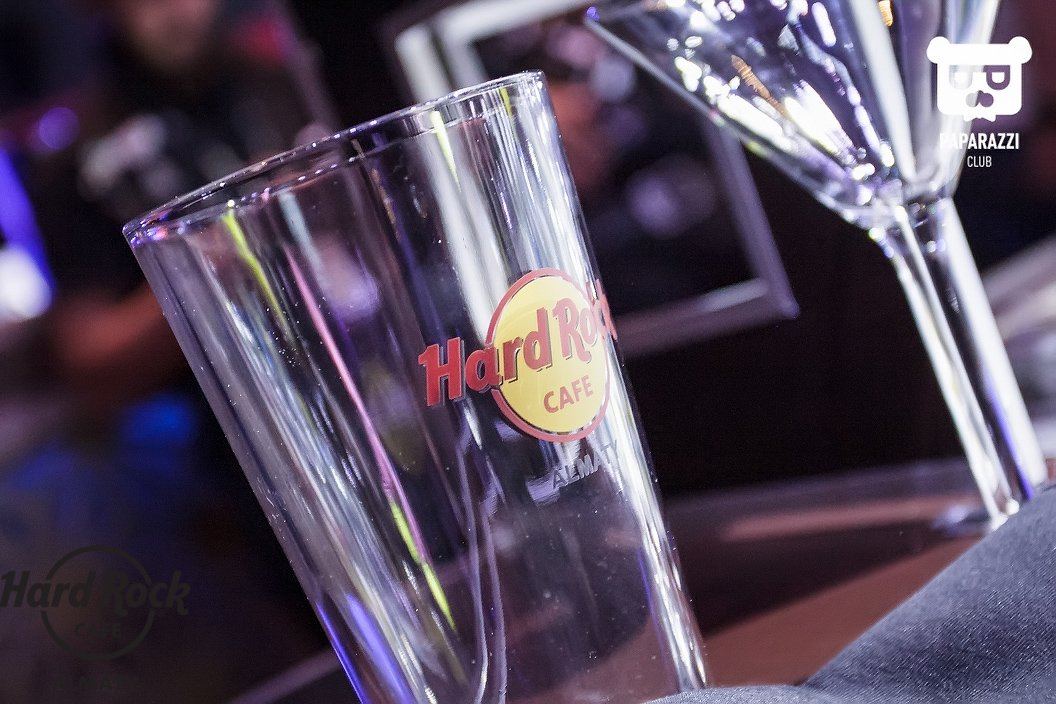 Hard Rock Cafe, Almaty