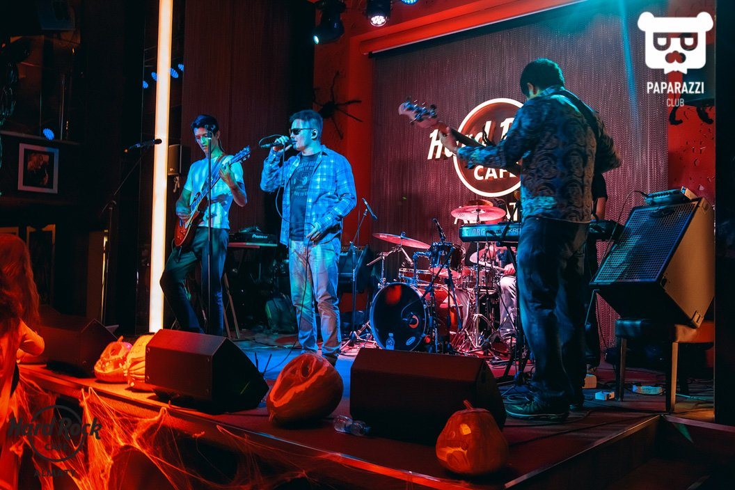 Hard Rock Cafe Almaty