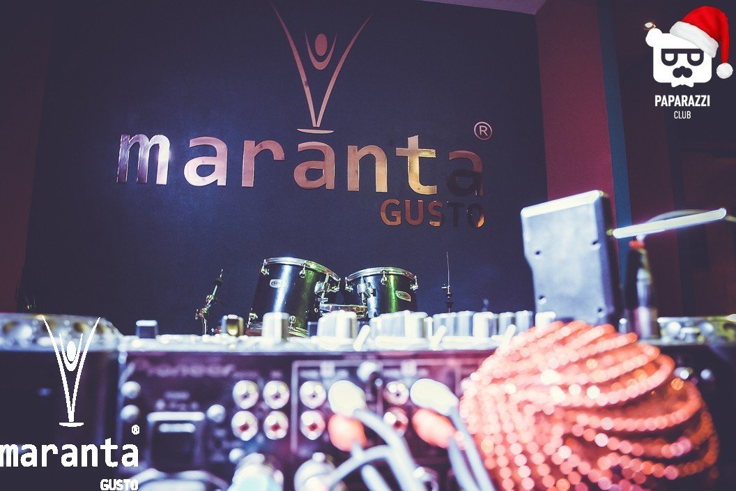 New Year Party @Maranta Gusto